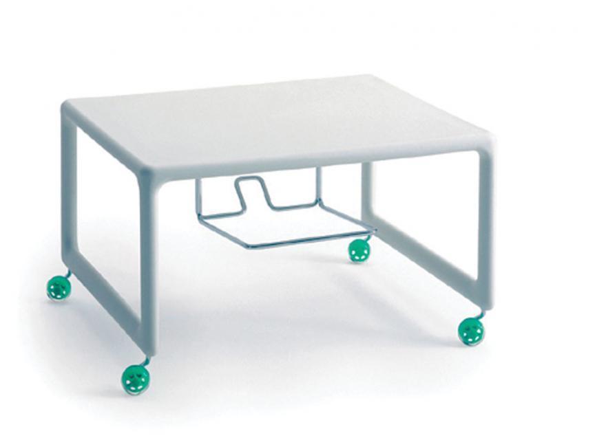 """Królowie designu - Jasper Morrison: Stolik na TV i video """"Low Air Table"""" (2002), Magis"""