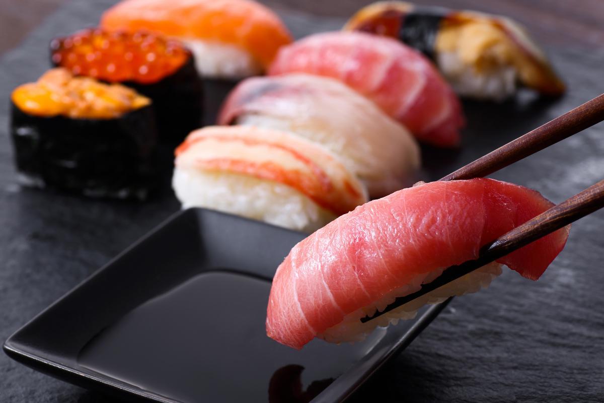 sushi zdrowe czy nie