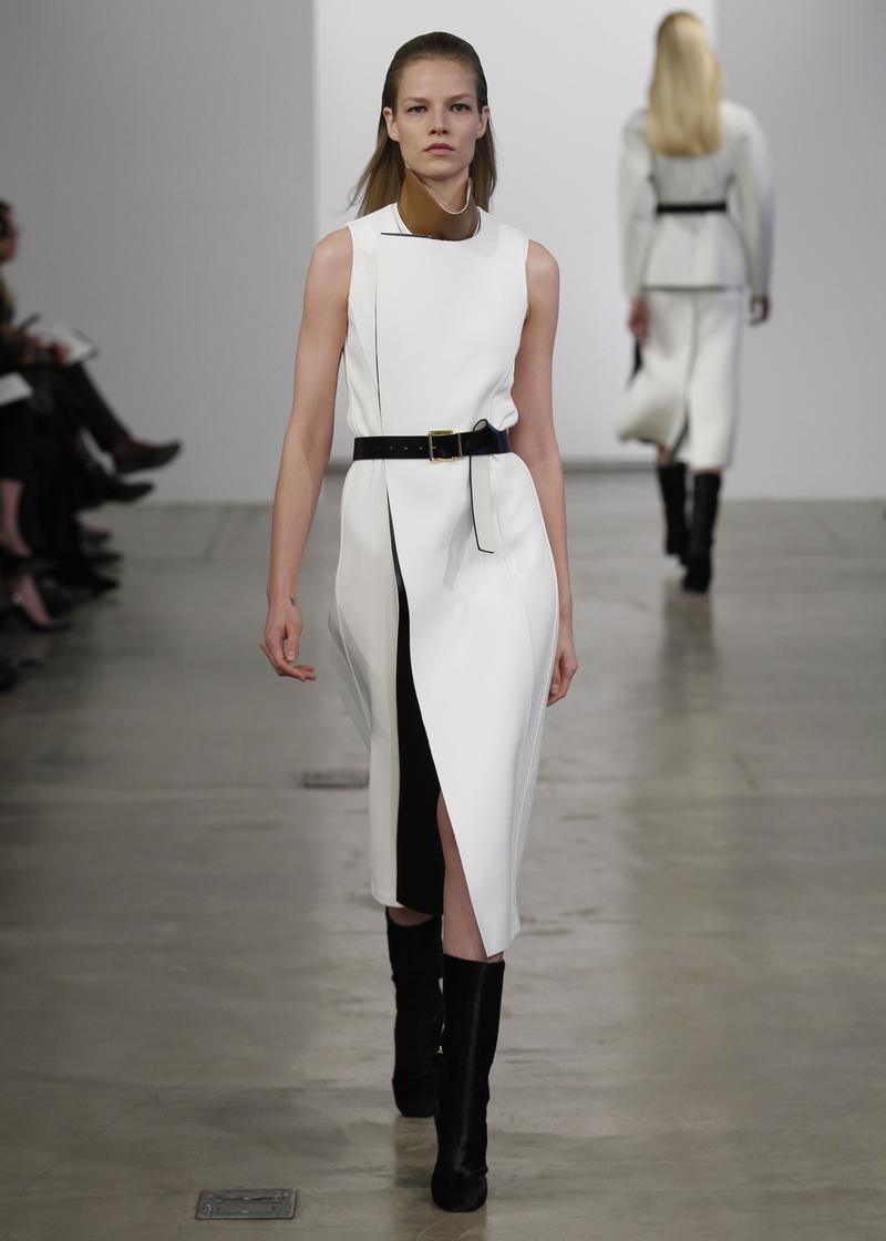 Calvin Klein grudzień 2012 - Suvi Koponen