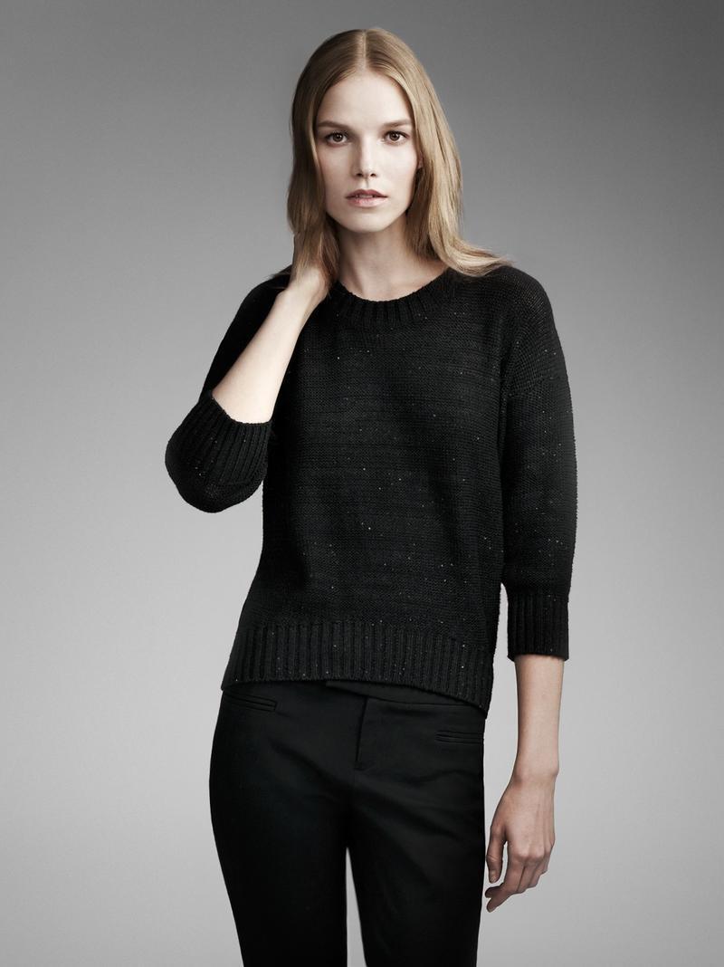 Calvin Klein jesień/zima 2011 - Suvi Koponen