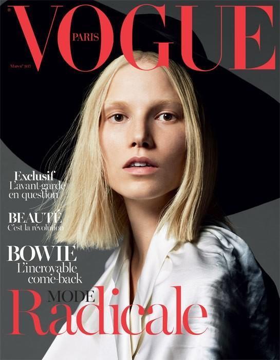 Vogue Paris marzec 2013 - Suvi Koponen