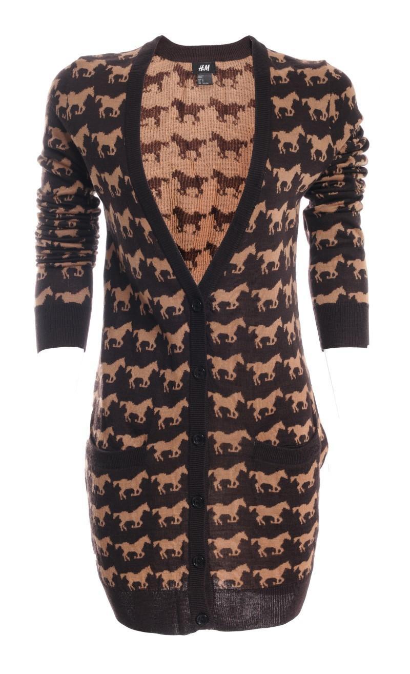Swetry i kardigany - damska kolekcja H&M na sezon jesień-zima 2010/2011