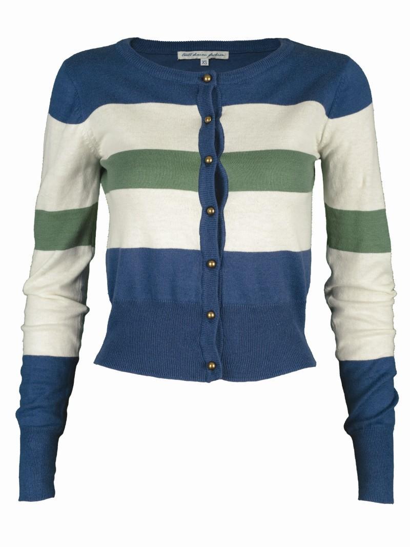 sweter Troll w pasy - kolekcja wiosenno/letnia