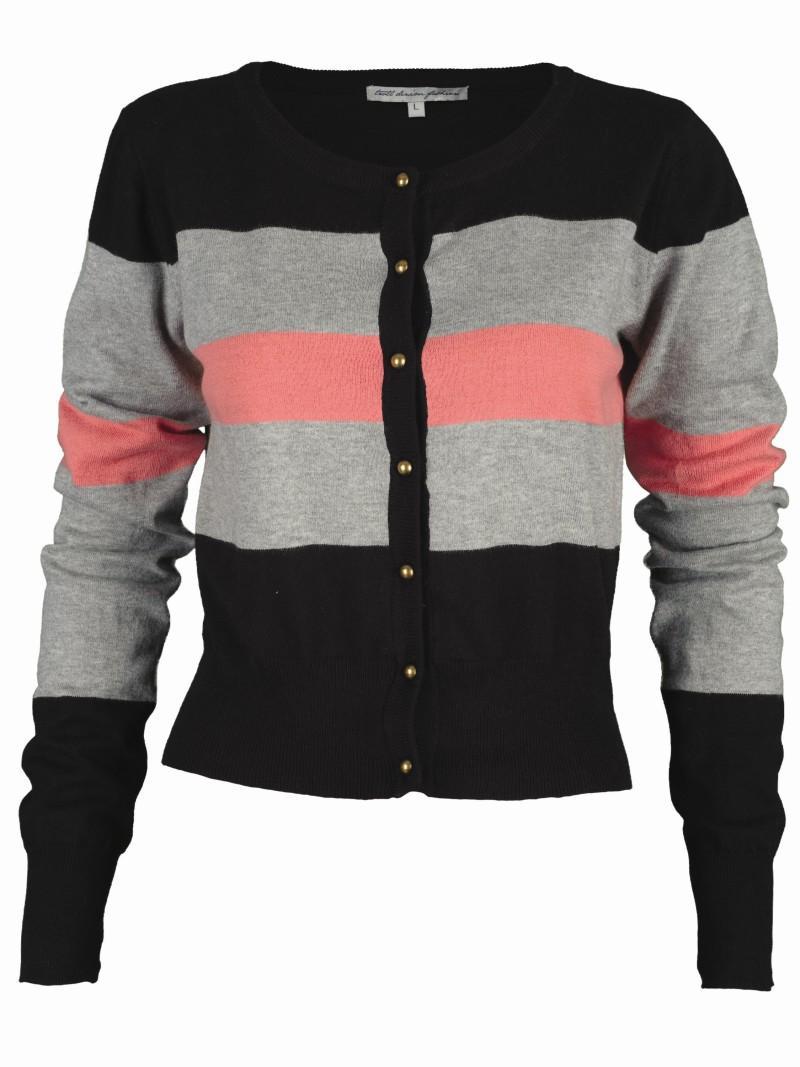 sweter Troll w pasy - moda wiosna/lato