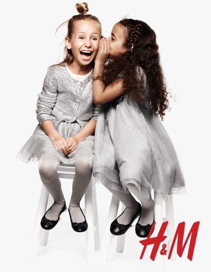 Świąteczna kampania H&M - zima 2011/2012 - zdjęcie