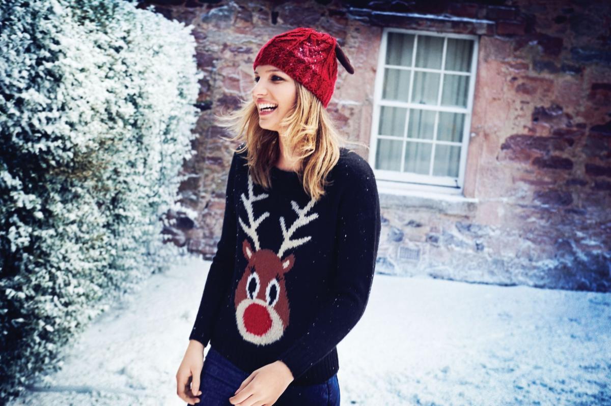 New Look - kolekcja na Święta 2013