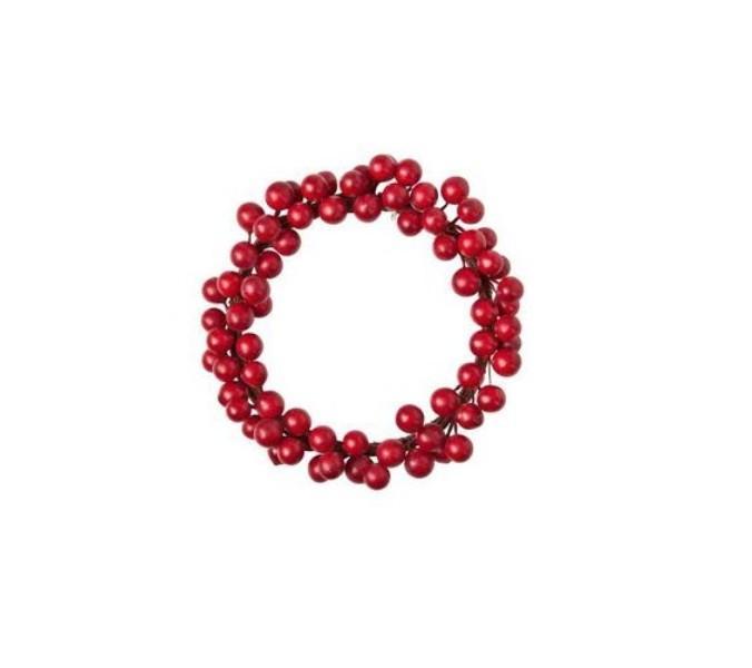 Czerwony, świąteczny stoik. Duka, 19,90 zł