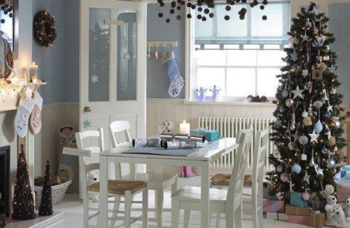 Świąteczny nastrój w domu