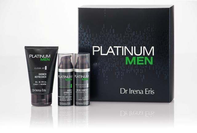 Świąteczny zestaw kosmetyków dla męża - Dr Irena Eris