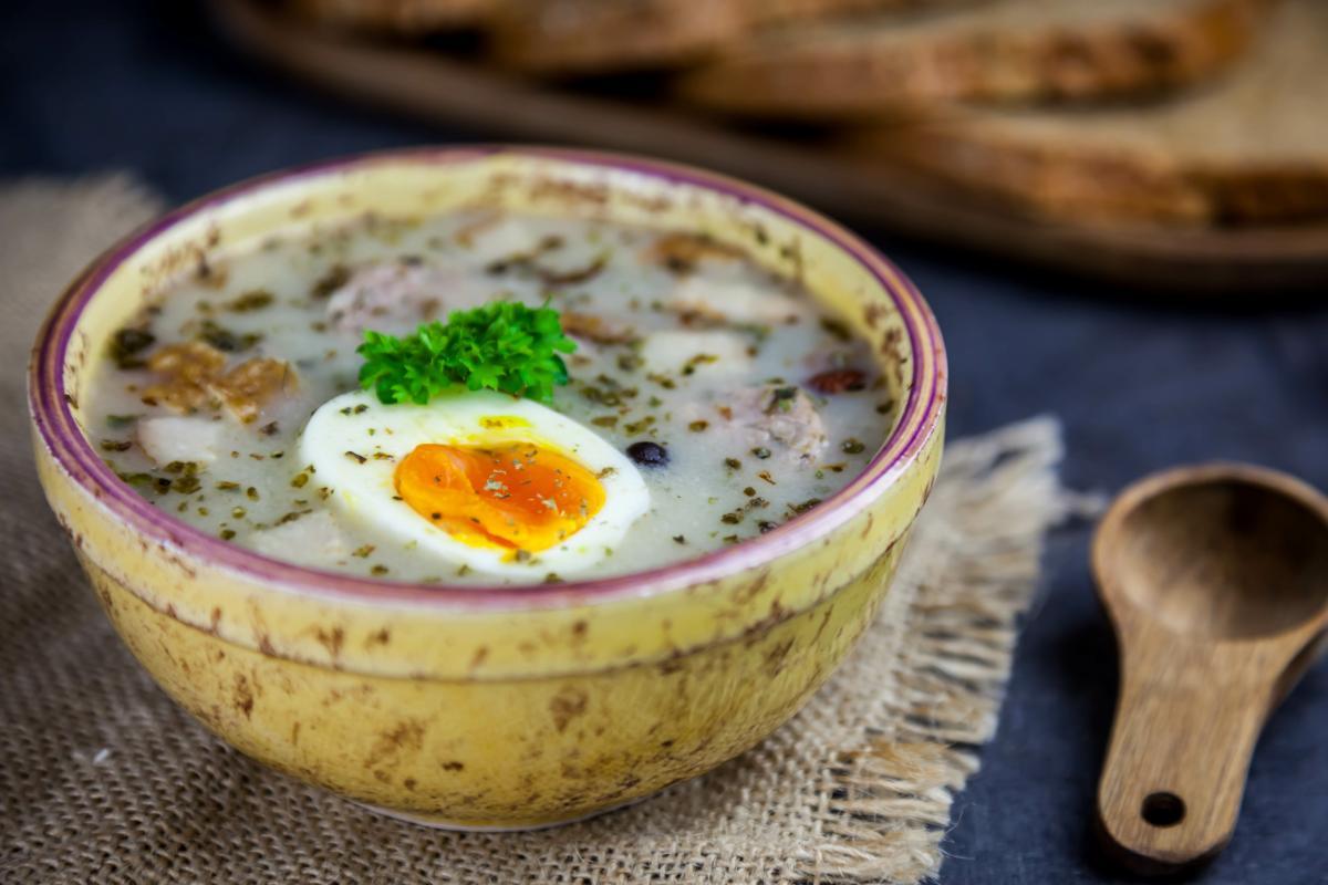 święconka zupa