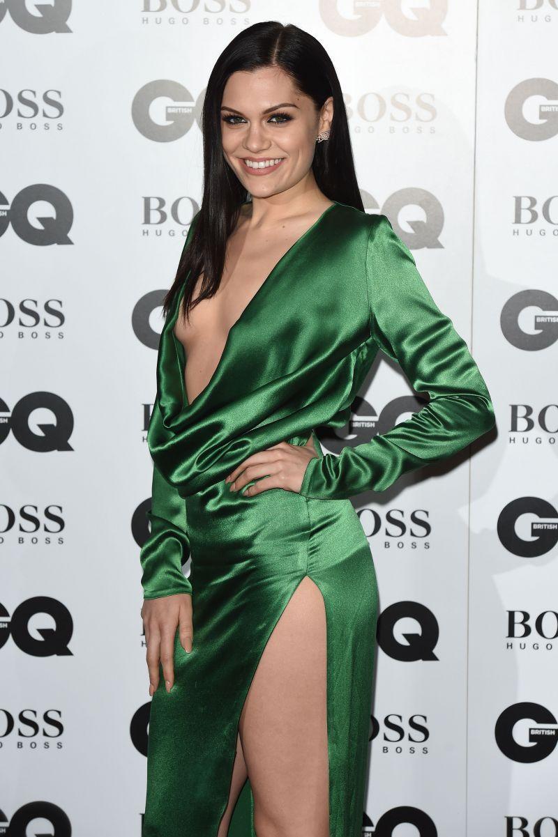 GQ Men of the Year Awards 2014: Jessie J