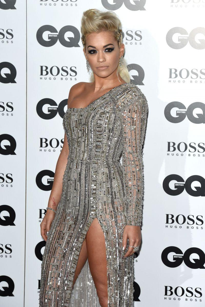 GQ Men of the Year Awards 2014: Rita Ora