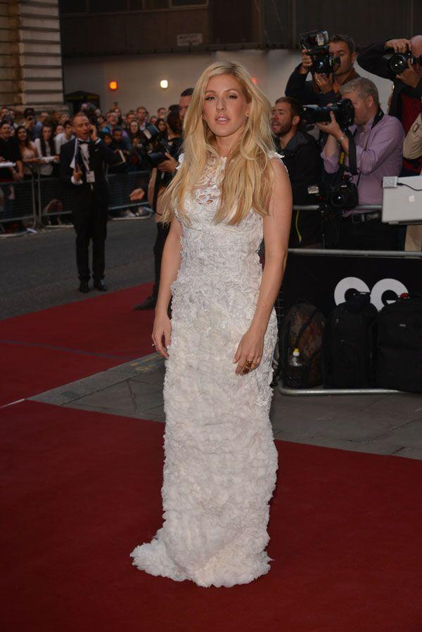 GQ Men of the Year Awards 2014: Ellie Goulding