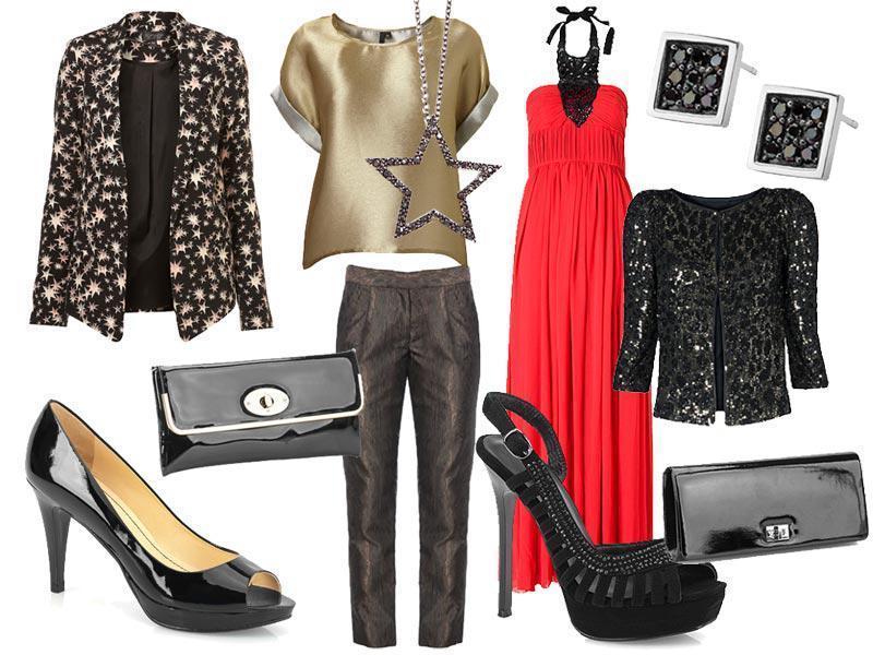Styl Glamour Moda Sukienki