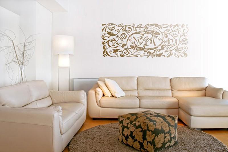 Szablony do dekoracji ścian - Zdjęcie 31