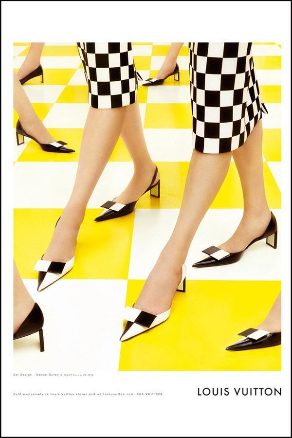 Louis Vuitton - kampania wiosna/lato 2013
