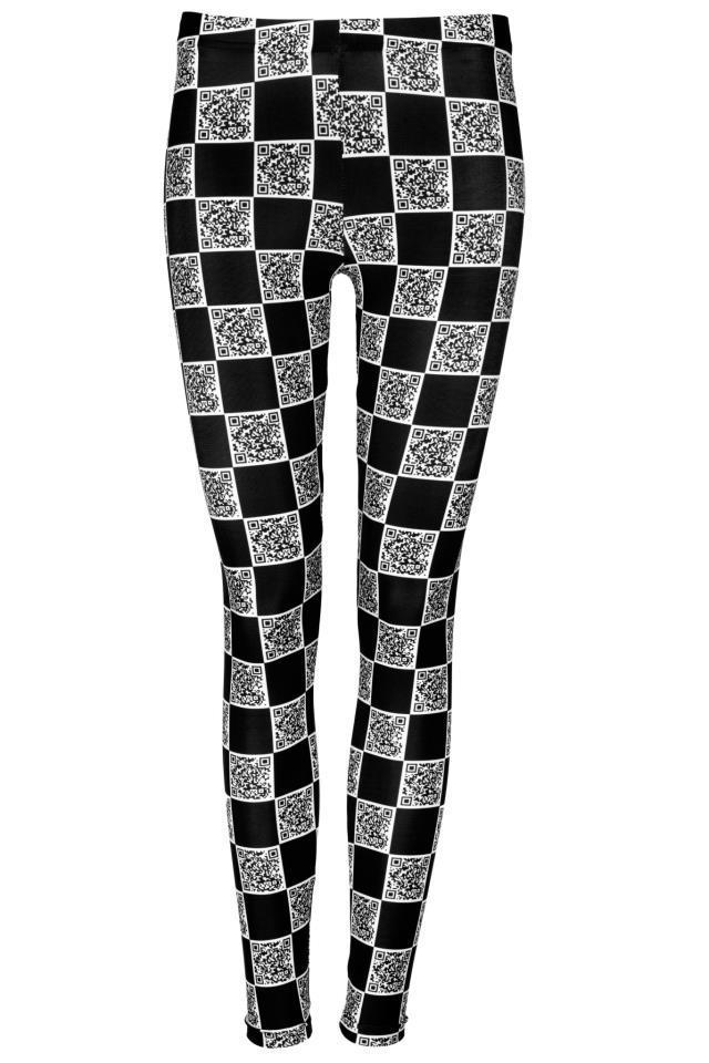 Szachownica - modny wzór 2013