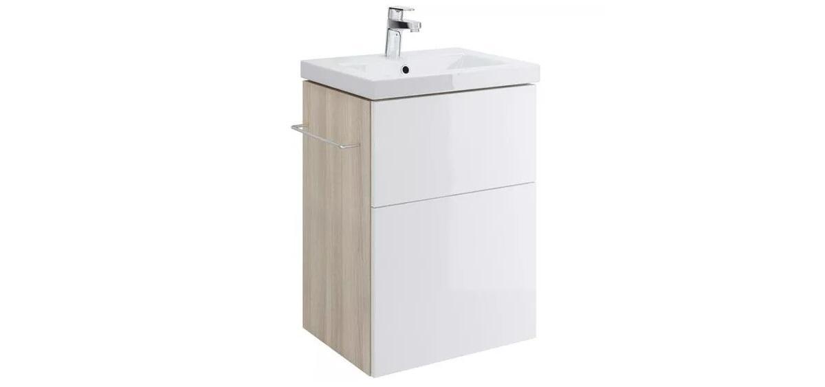 szafka z umywalką cersanit