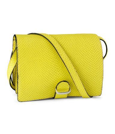 390e28539ea3a Szałowa limonka - ubrania i dodatki w kolorze limonkowym. torebka H&M ...