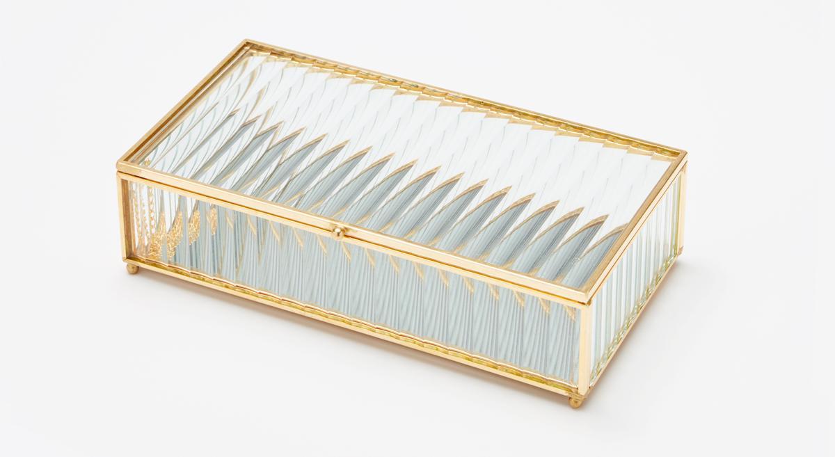 szkatułka złota Pepco