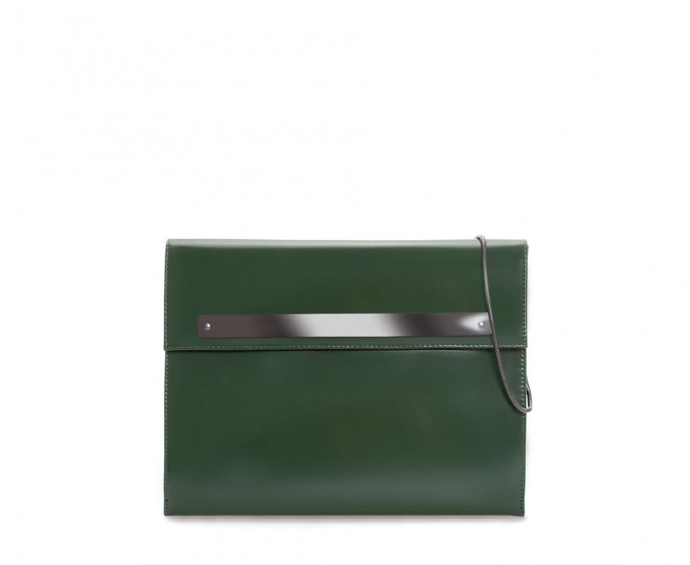 Zielona kopertówka, Zara