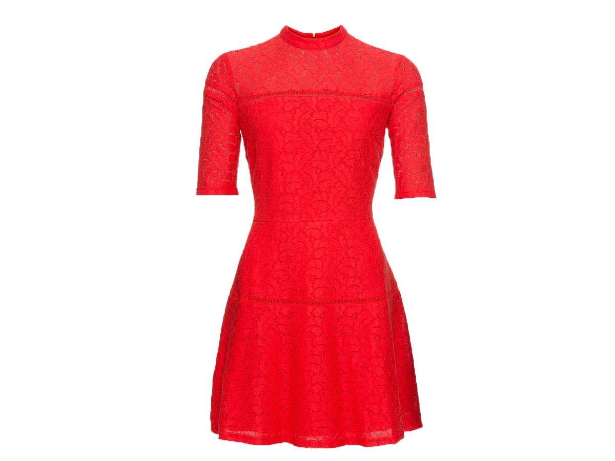Koronkowa sukienka, Bonprix, cena ok. 149,99 zł