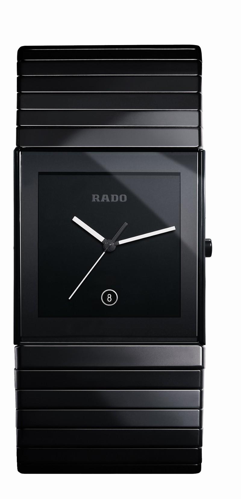 Szwajcarskie zegarki Rado - wiosna/lato 2009 - zdjęcie