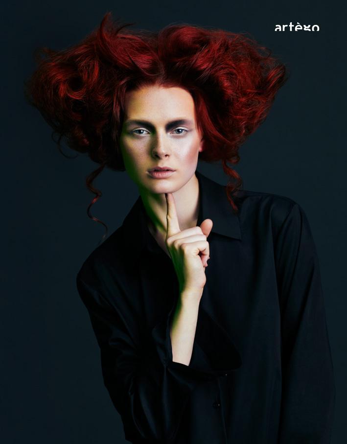 Tajemnicze i demoniczne fryzury inspirowane Voodoo