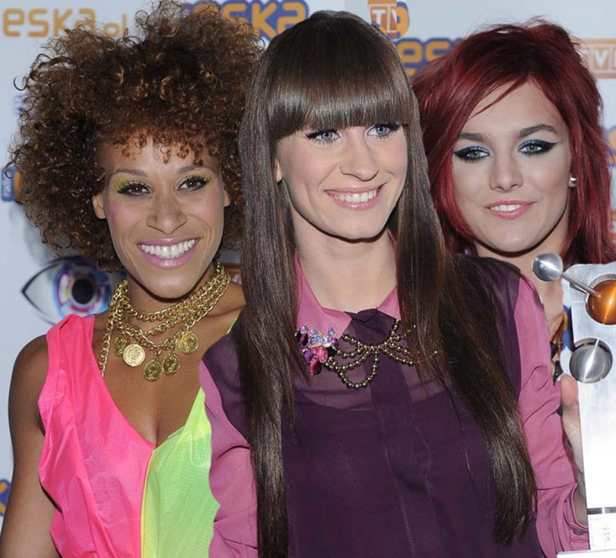 Ewa Farna na Eska Music Awards 2012