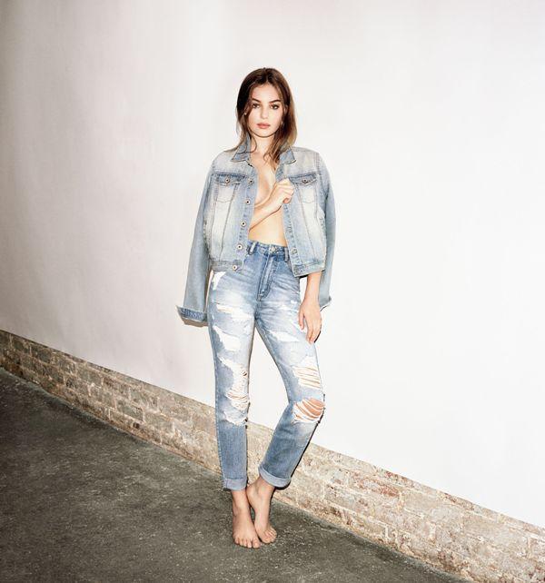 Tally Weijl - dżinsowa kolekcja wiosna 2015