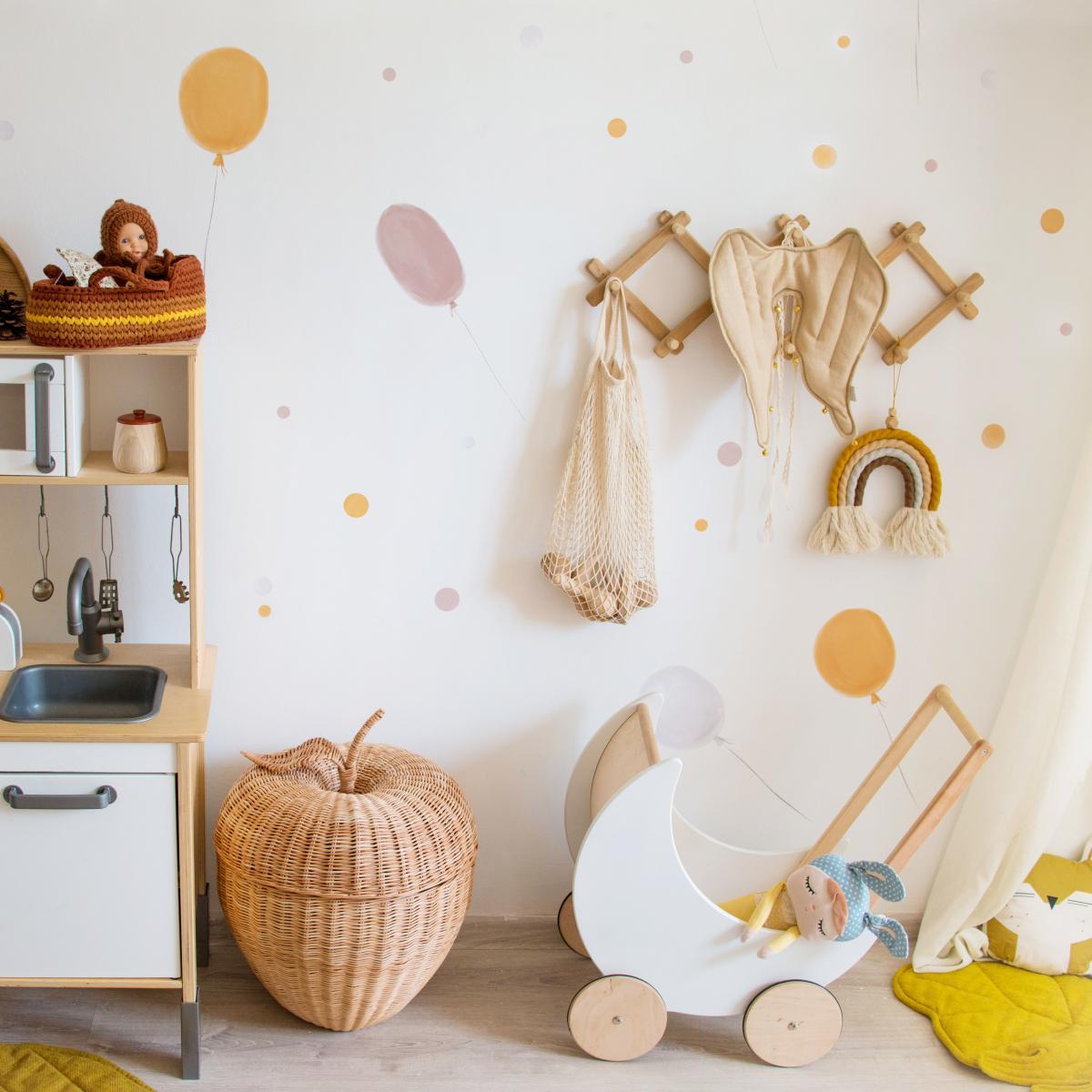 tapeta do pokoju dziecięcego