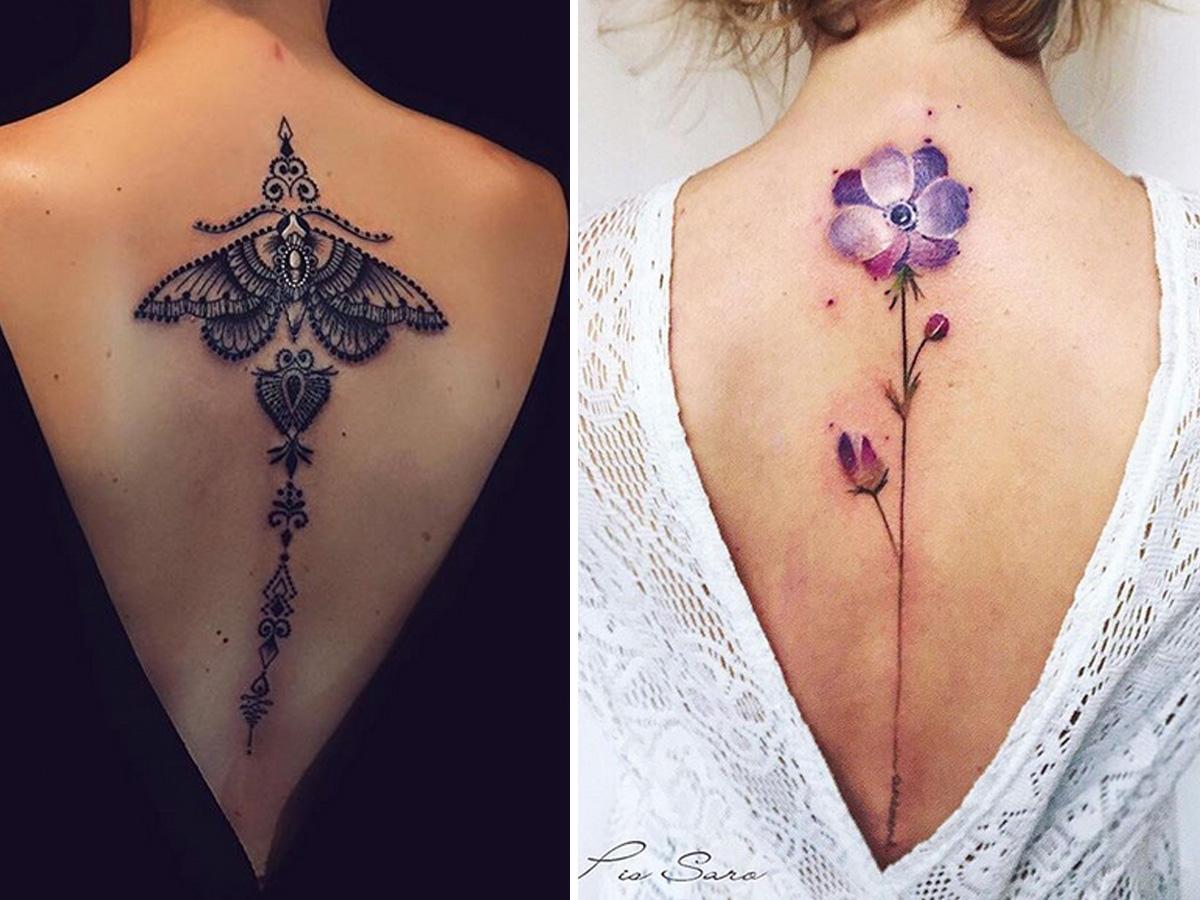 Tatuaż Na Plecach Dlaczego Warto Go Tam Zrobić Pomysły Na