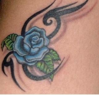 Tatuaże Motywy Roślinne Galeria Tatuaże Motywy