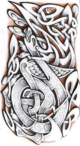 Tatuaże – smoki (galeria)