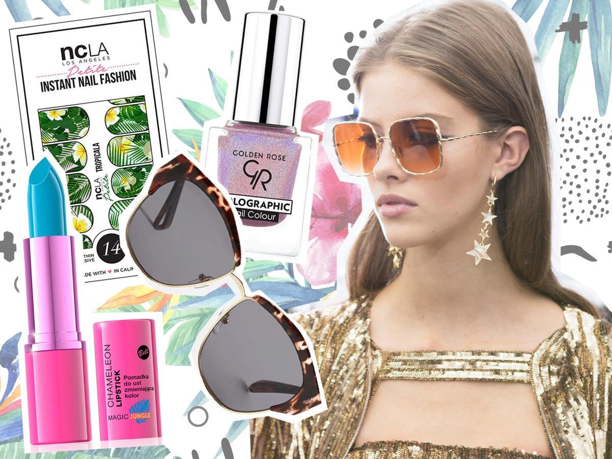 Festiwalowe Kosmetyki I Dodatki Makijaż Na Festiwal Trendy