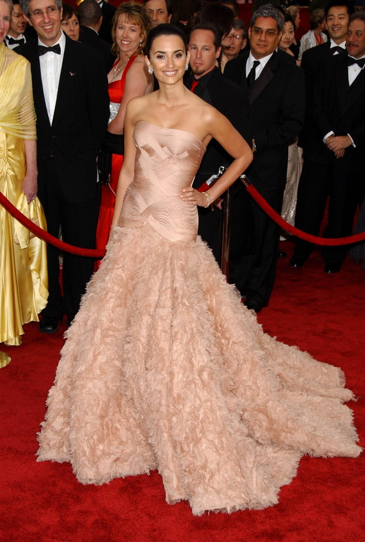 Penelope Cruz na Oscarach 2007