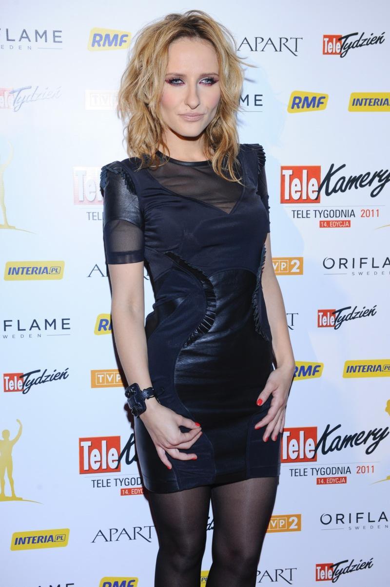 Patrycja Markowska - Telekamery 2011