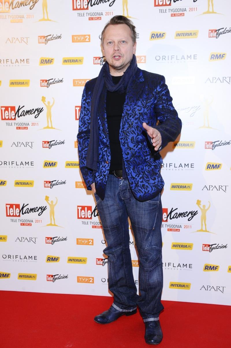 Piotr Szwedes - Telekamery 2011