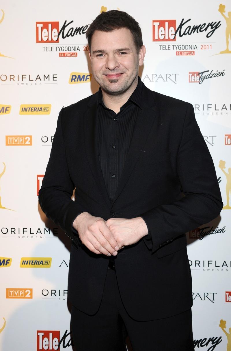 Tomasz Karolak - Telekamery 2011