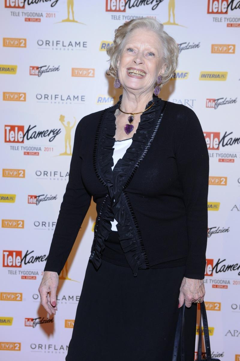 Beata Tyszkiewicz - Telekamery 2011