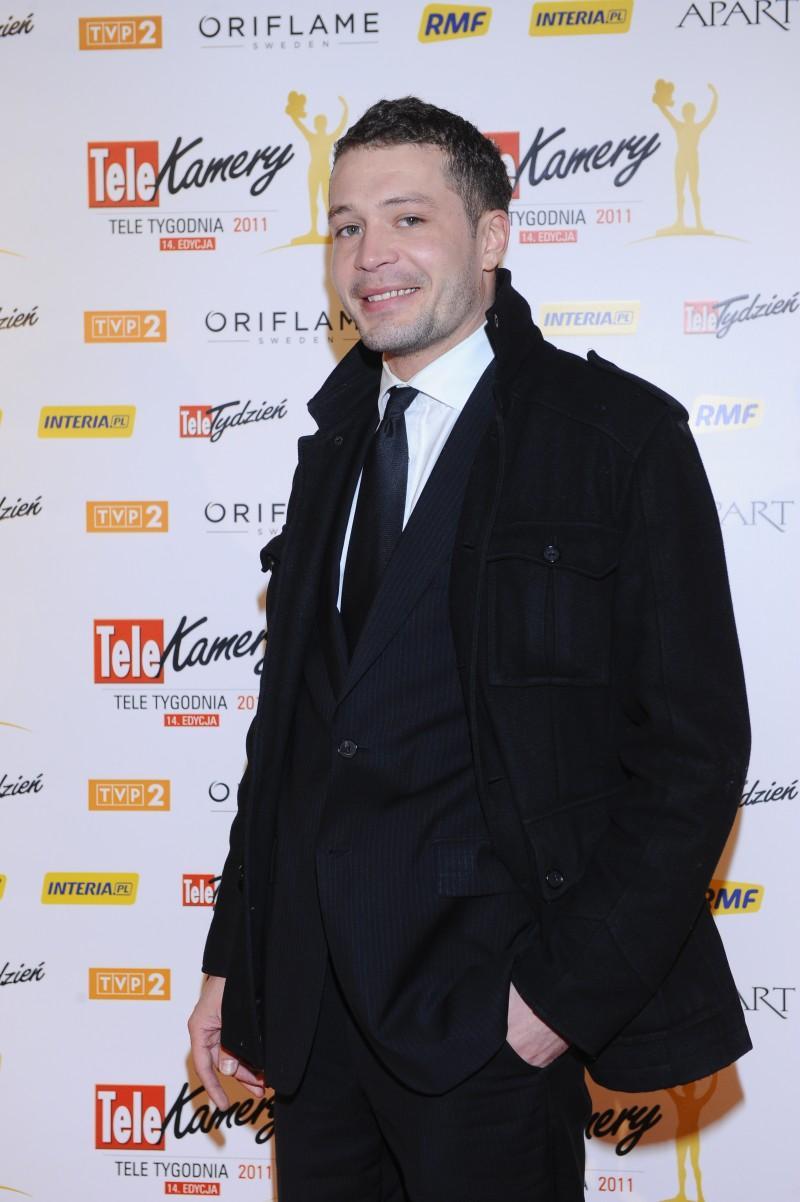 Andrzej Młynarczyk - Telekamery 2011