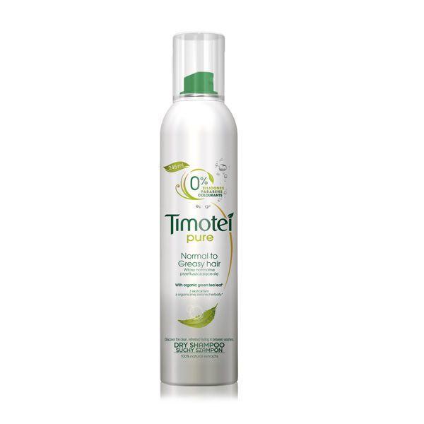 Suchy szampon Timotei Pure, cena