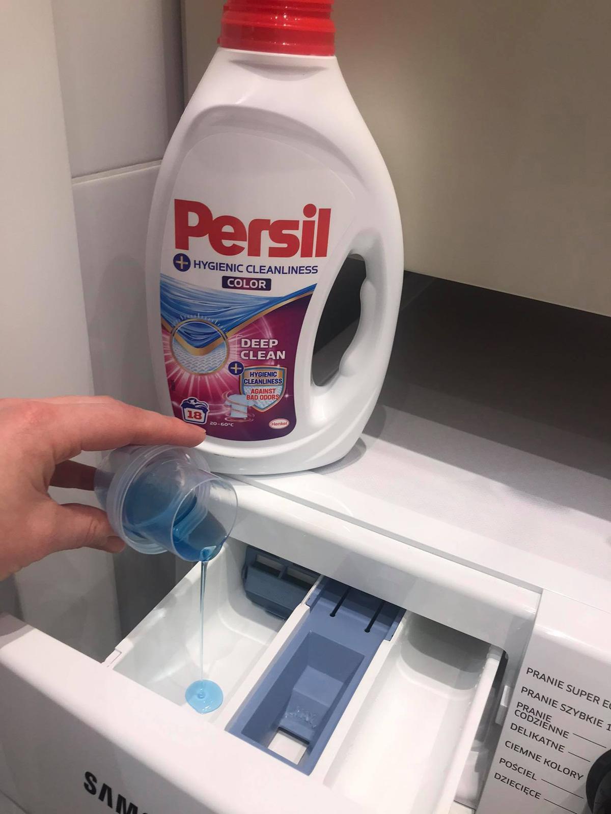Żel do prania Persil Higienicna Czystość