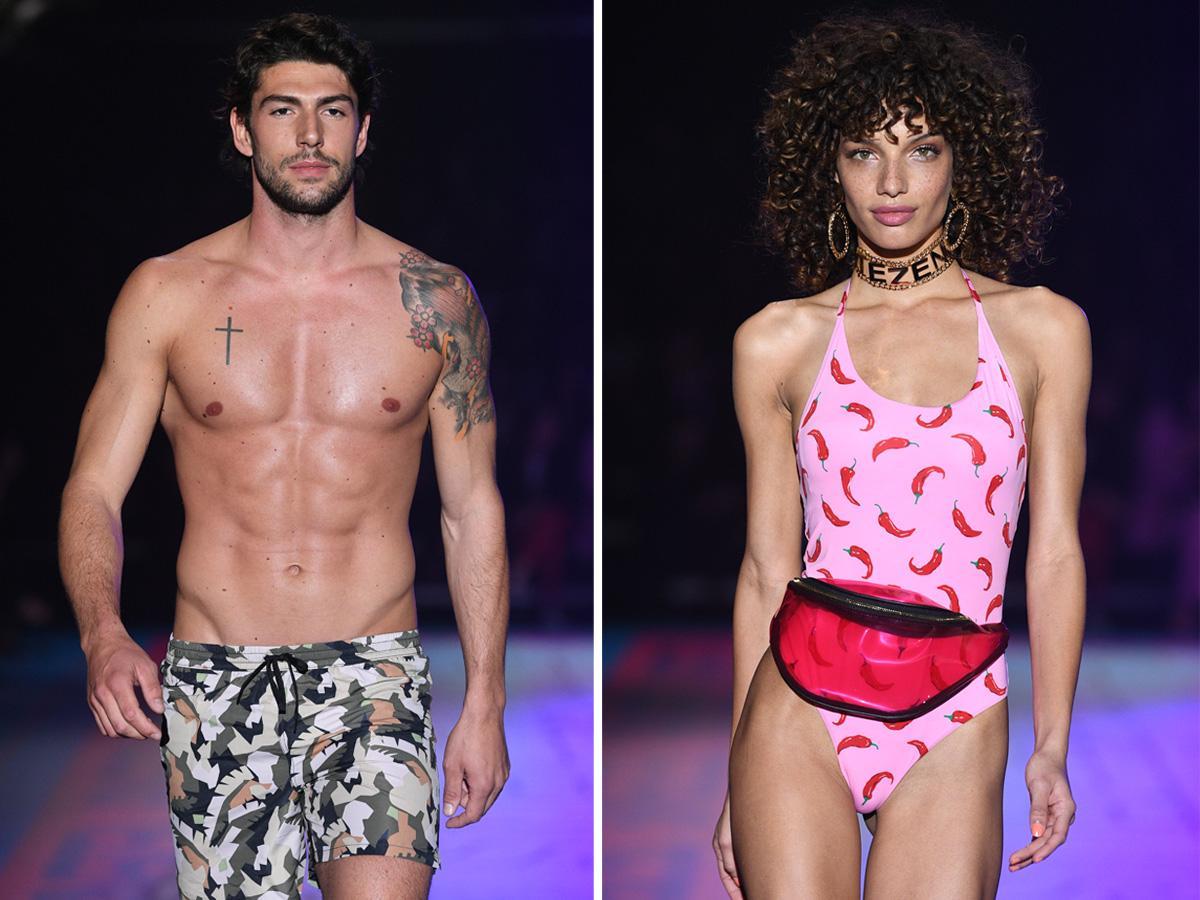 Tezenis Fashion Show 2019