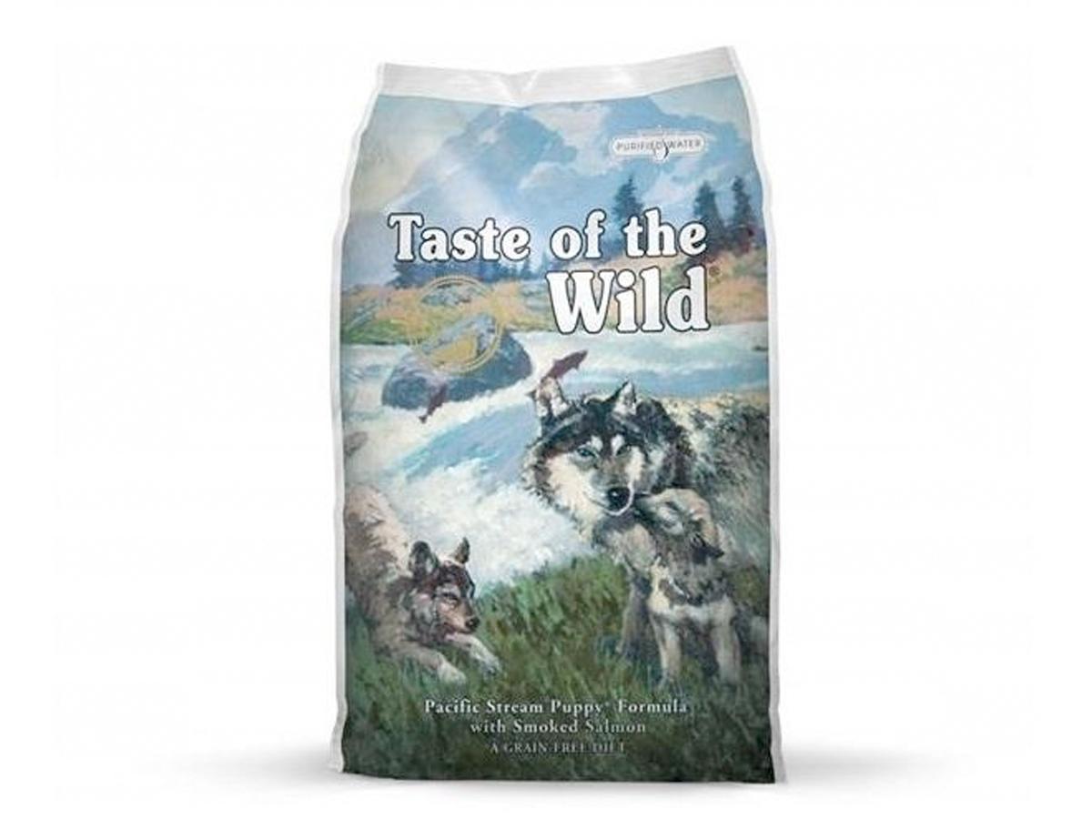 karma dla szczeniąt taste of the wild