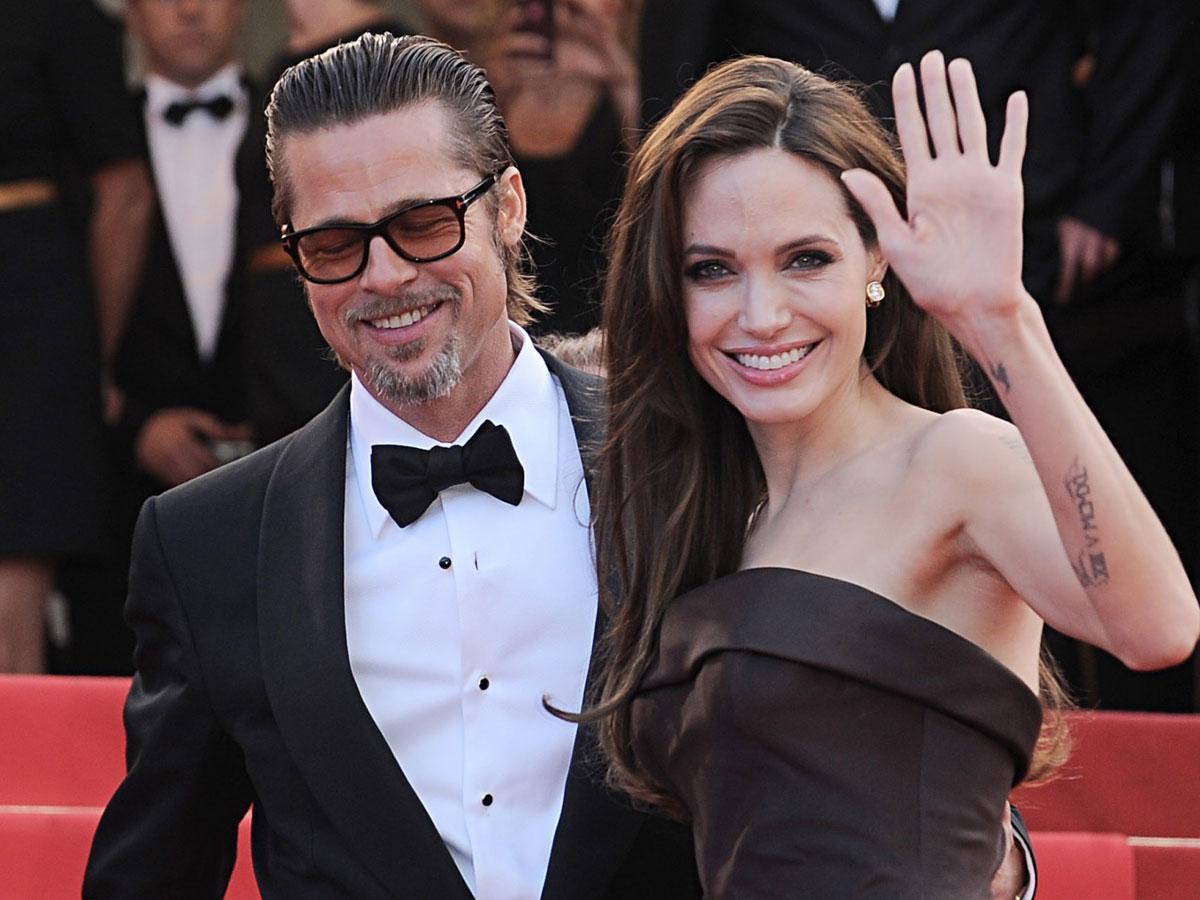 Angelina Jolie i Brad Pitt rozwiedli się