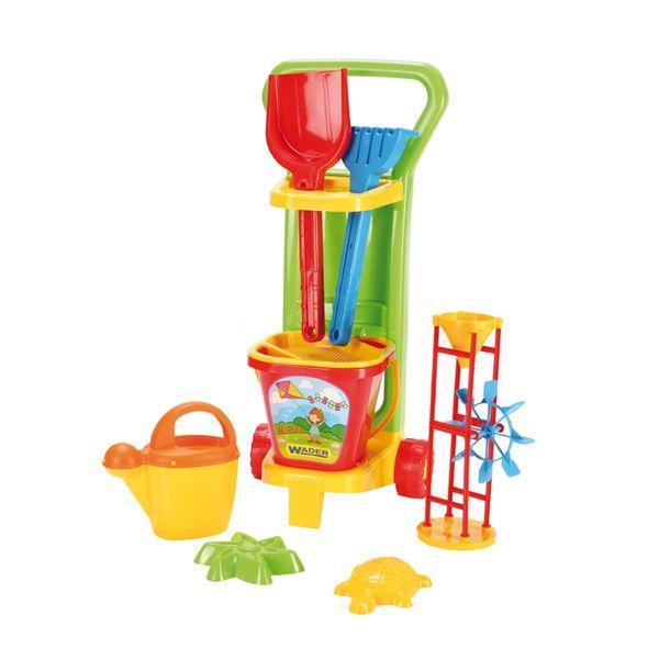 Zabawki do zabawy w piasku,