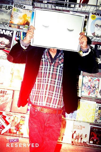 Tobias Sorensen dla Reserved - kolekcja jesień-zima 2010/2011