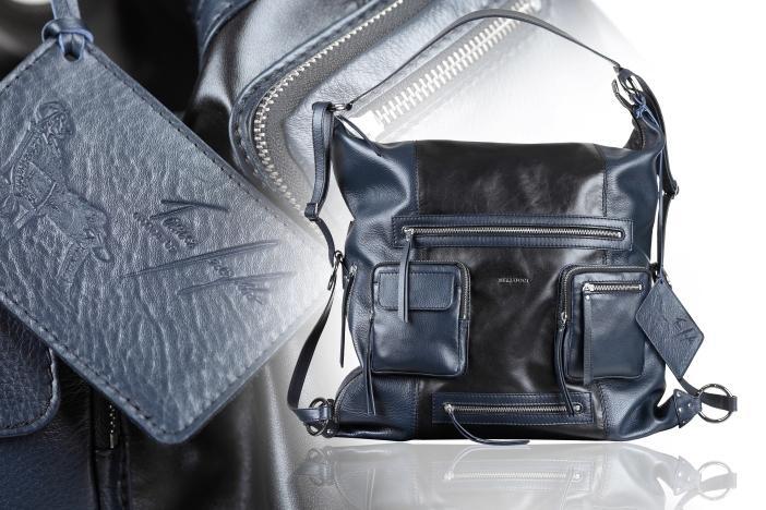 Tomasz Jacyków zaprojektował torby dla Franco Bellucci
