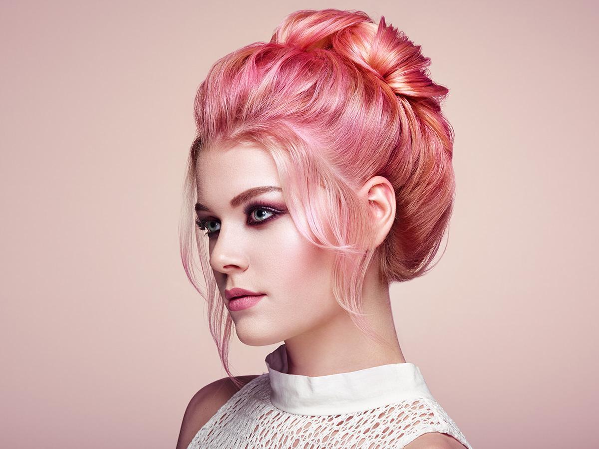 kolorowe tonery do włosów